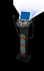 Easy Karaoke EKS828 - wieża Karaoke do śpiewania